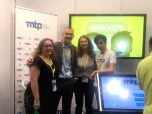 Ganadora del sorteo MTP para ExpoQA 19